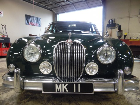 1967 Jaguar Mk2 for sale