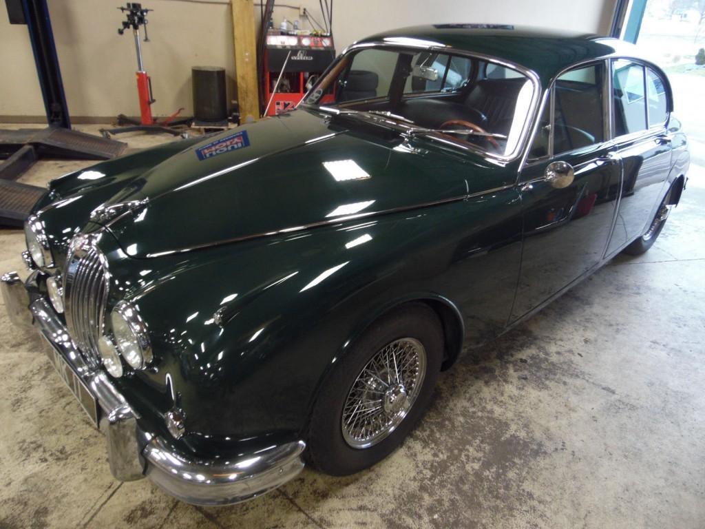 1967 Jaguar Mk2