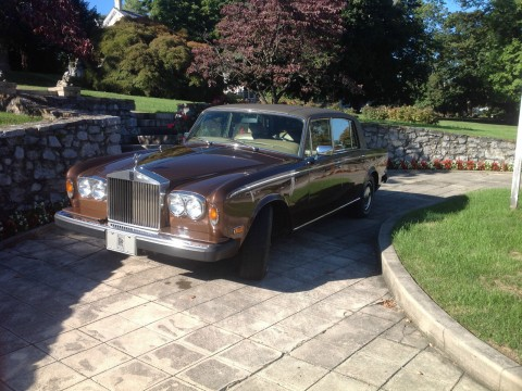 1980 Rolls Royce Silver Wraith II for sale