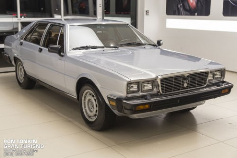1982 Maserati Quattroporte for sale