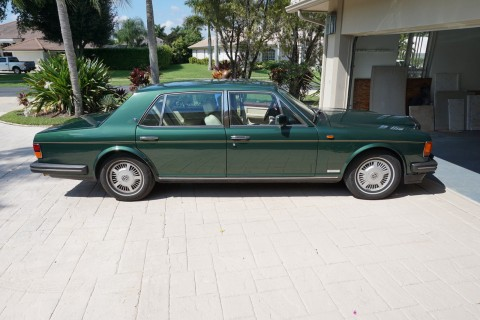 1989 Bentley Mulsanne S Limited EDITION for sale
