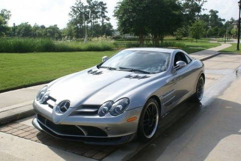 2007 Mercedes Benz SLR McLaren 722 Edition for sale