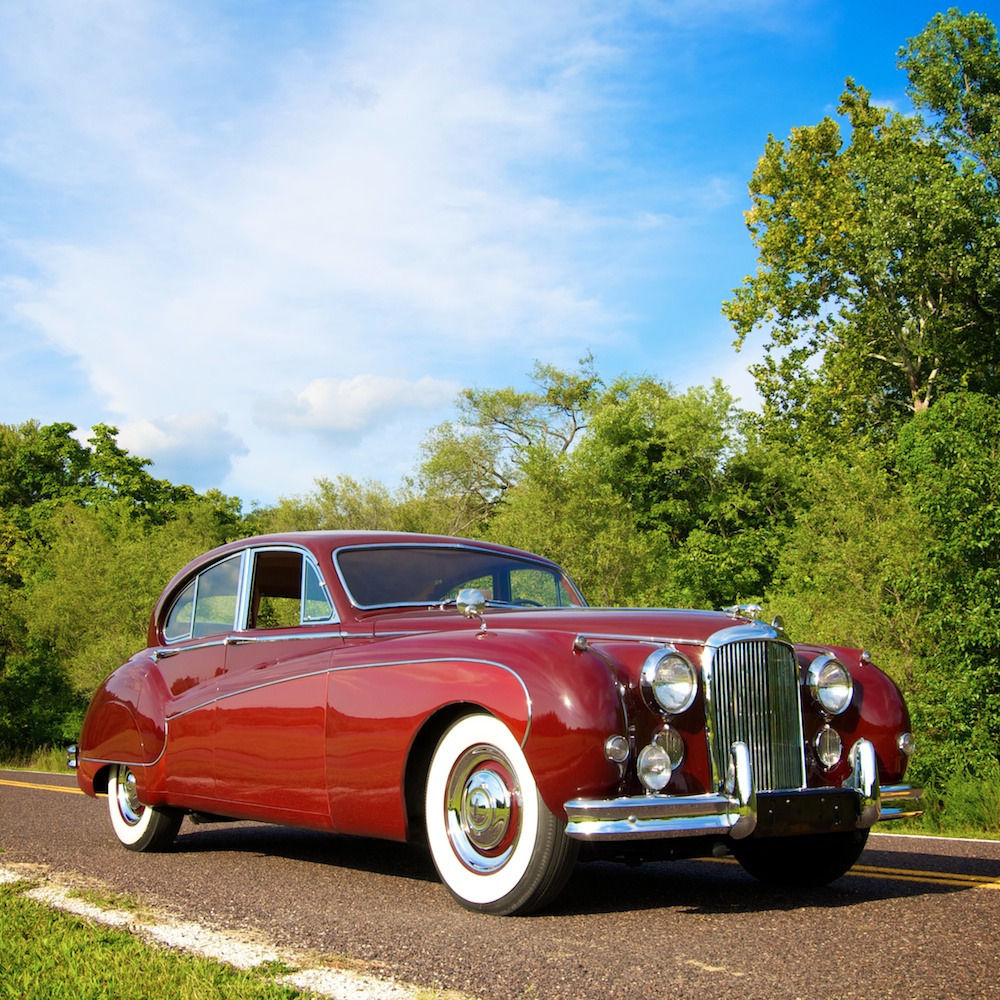 1959 Jaguar Mk IX JCNA National Concourse Winner