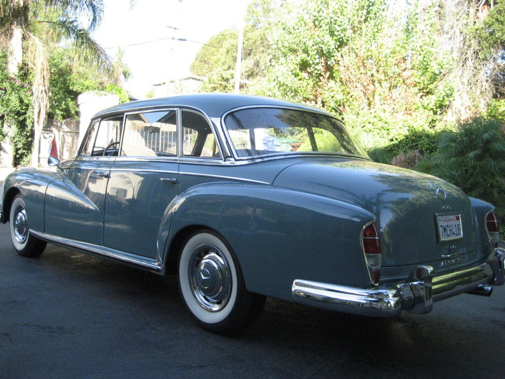 1961 mercedes benz 300 d adenauer for sale for 1961 mercedes benz