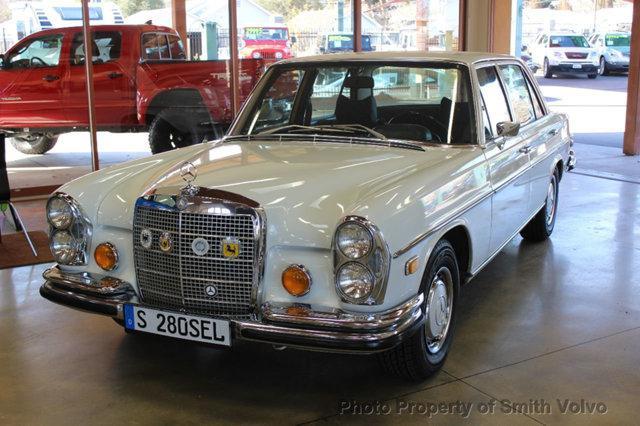 1972 Mercedes Benz 280 SEL