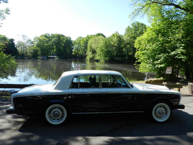 1978 Rolls Royce Silver Shadow