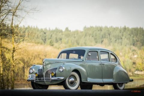 1941 Lincoln Zephyr V12 Sedan for sale