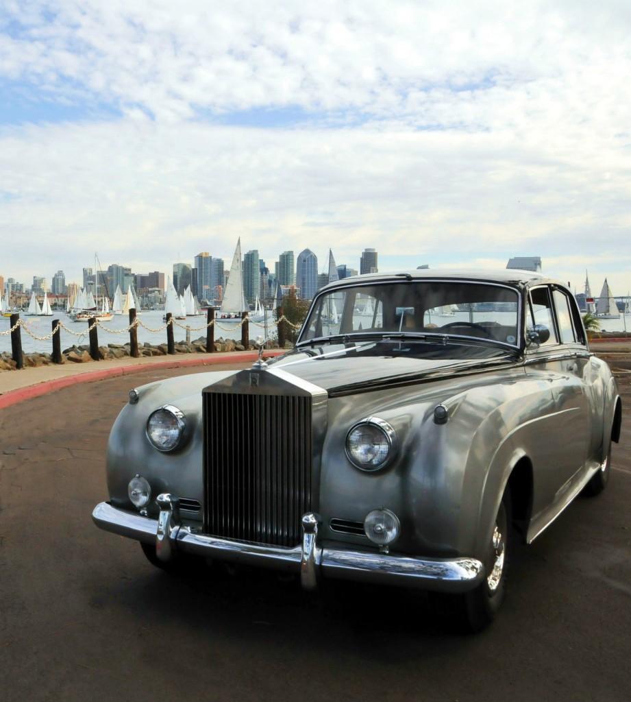 1955 Rolls Royce Silver Cloud For Sale