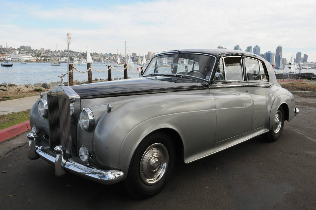 Limousine For Sale >> 1955 Rolls Royce Silver Cloud for sale