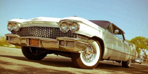 1960 Cadillac DeVille Sedan for sale