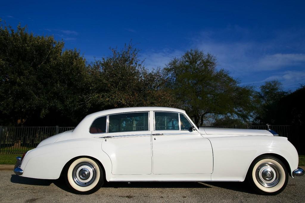 1961 Rolls Royce Silver Cloud Ii For Sale
