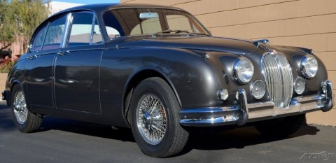 1966 Jaguar Mark II for sale