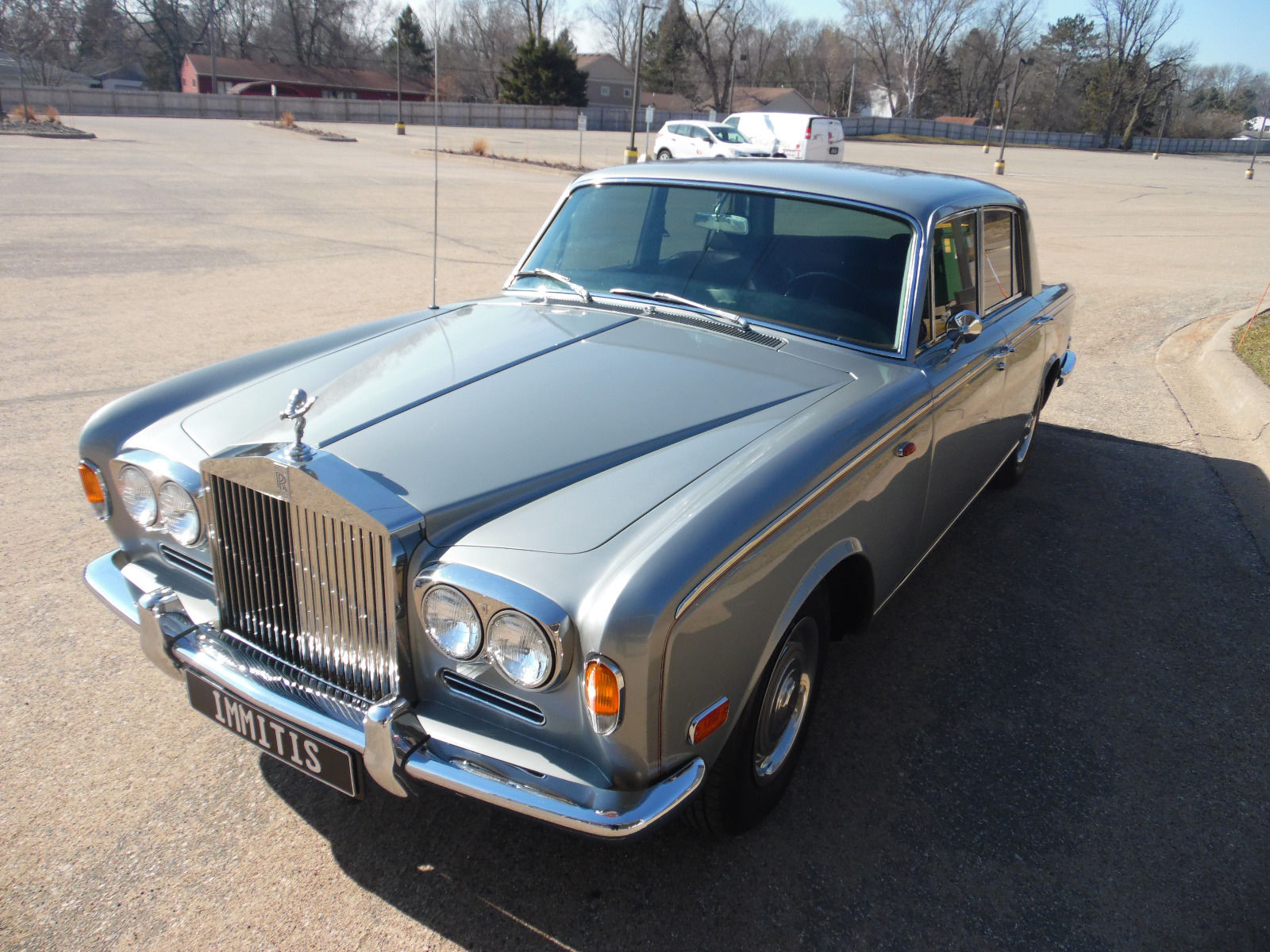 1971 rolls royce silver shadow for sale. Black Bedroom Furniture Sets. Home Design Ideas