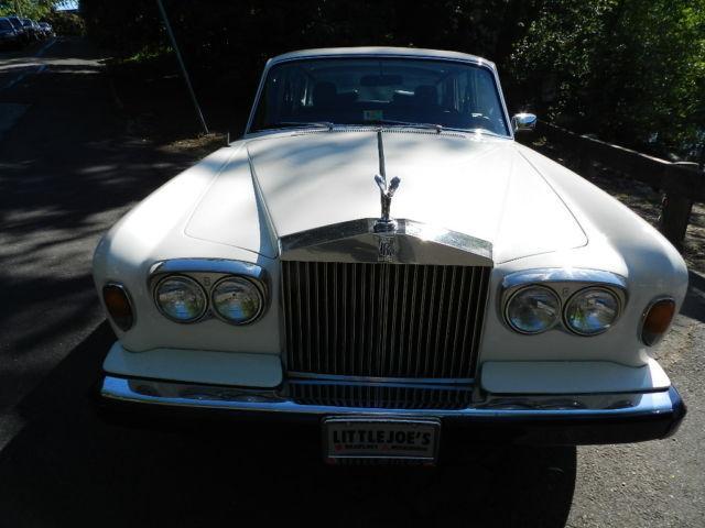 1978 Rolls Royce Silver Shadow