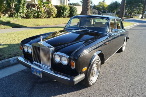 1979 Rolls Royce Silver Shadow II for sale