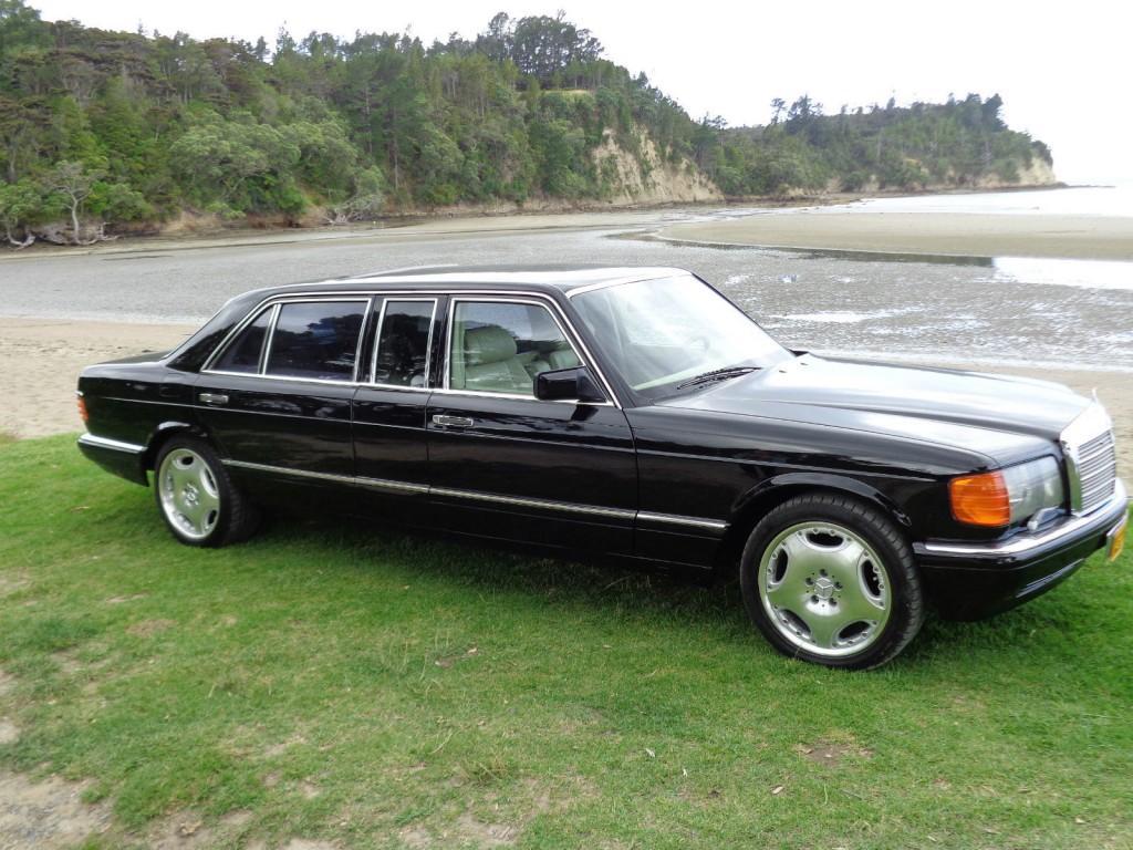 1989 Mercedes Benz 560 Sel Carat By Duchatelet Limousine