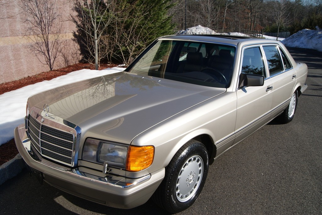 1990 mercedes benz 560sel for sale for How much is a 1990 mercedes benz worth