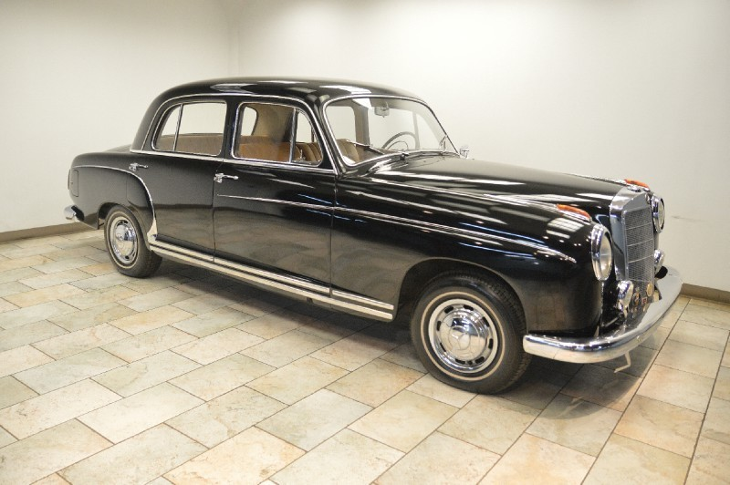 1958 mercedes benz series 220 model 200 for sale for Mercedes benz 220s for sale