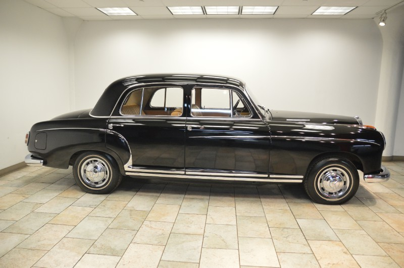 1958 mercedes benz series 220 model 200 for sale for 1958 mercedes benz 220s for sale