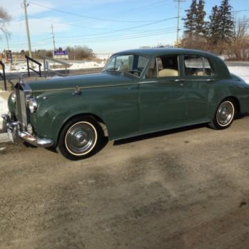 1958 Rolls Royce Silver Cloud 1 for sale