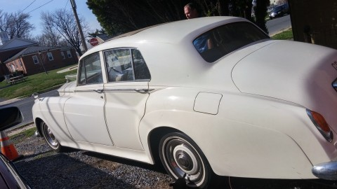 1958 Rolls Royce Silver Shadow Cloud for sale