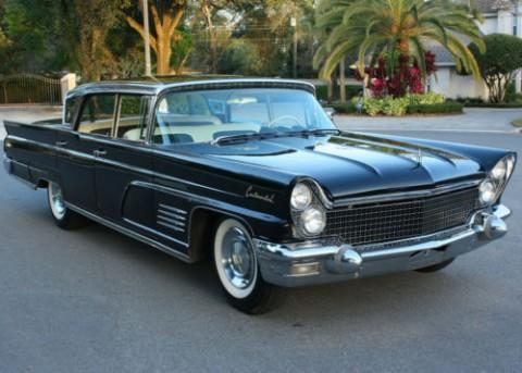 1960 Lincoln Continental Mark V Sedan for sale