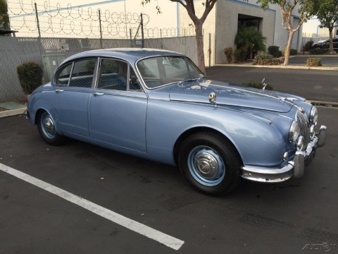 1961 Jaguar MKII 3.8 Liter Sports Saloon for sale