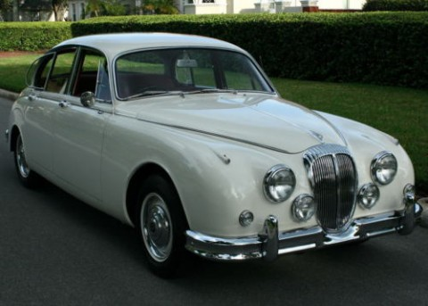 1964 Jaguar Daimler 2.5 V 8 Saloon for sale