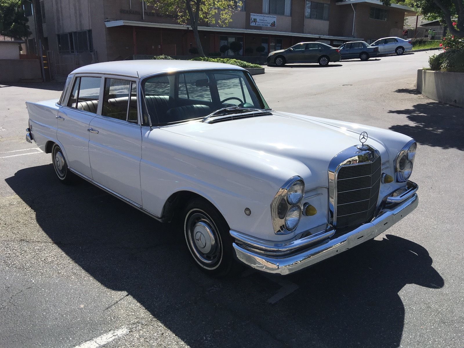 1964 mercedes benz 220s sedan tailfin for sale for 1953 mercedes benz 220 sedan for sale