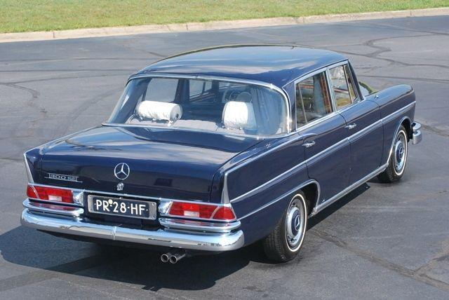 1964 mercedes benz 300se lang for sale for 1964 mercedes benz