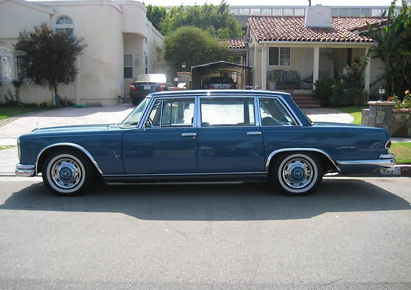 1967 mercedes benz 600 series for sale for Mercedes benz 600 series