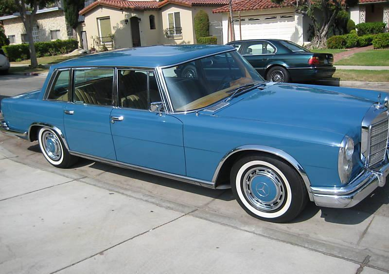 1967 mercedes benz 600 series for sale for Mercedes benz 600 for sale