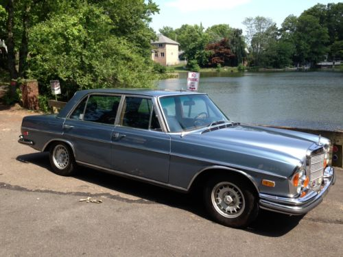 1968 mercedes benz 300 sel 6 3 for sale for Mercedes benz cl 300 for sale