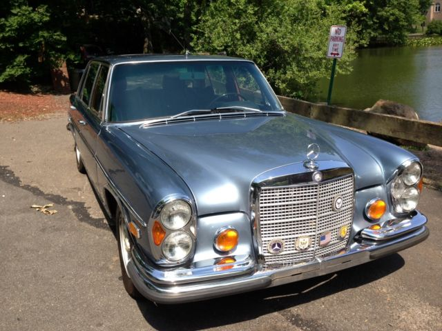 1968 mercedes benz 300 sel 6 3 for sale for 1968 mercedes benz for sale