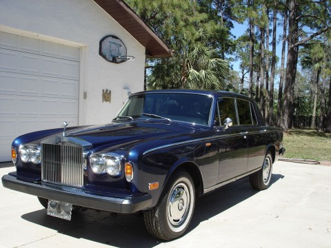 1973 Rolls Royce Silver Shadow for sale