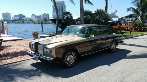 1979 Rolls Royce Silver Wraith for sale