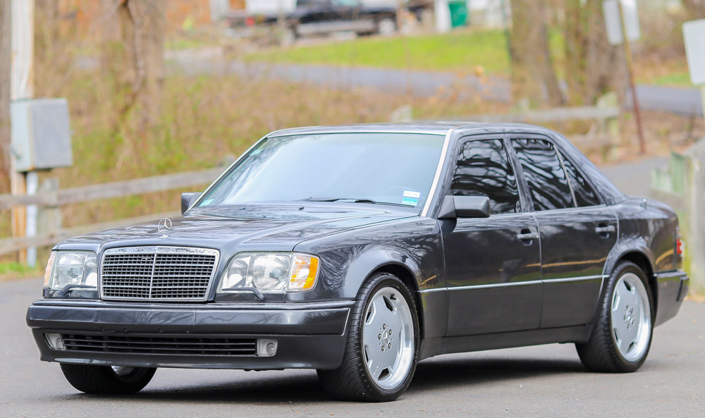 1992 mercedes benz e500 for sale for Mercedes benz e500 for sale