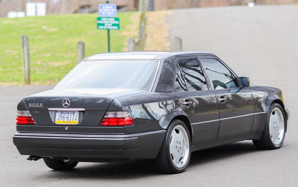 1992 Mercedes Benz E500