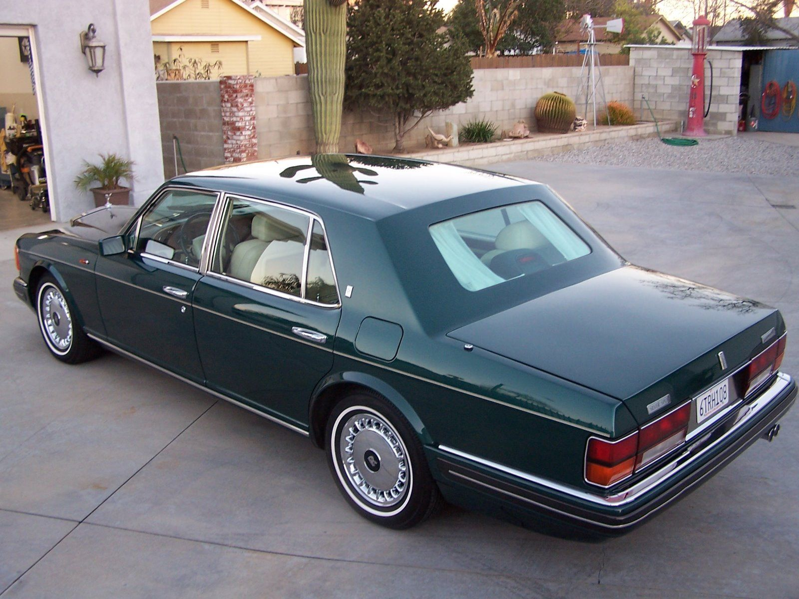 1997 rolls royce lwb silver spur mulliner park ward fort lauderdale. Black Bedroom Furniture Sets. Home Design Ideas