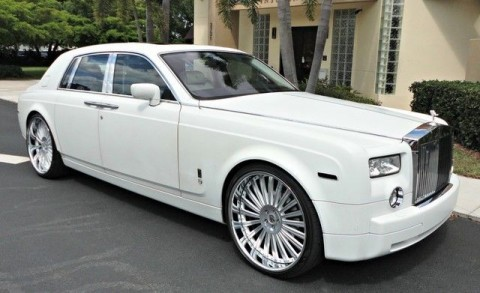 2007 Rolls Royce Phantom for sale