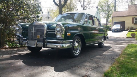 1961 Mercedes Benz 220SE for sale