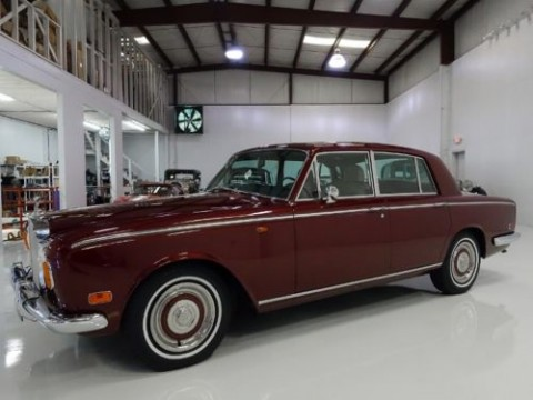 1970 Rolls Royce Silver Shadow Saloon for sale