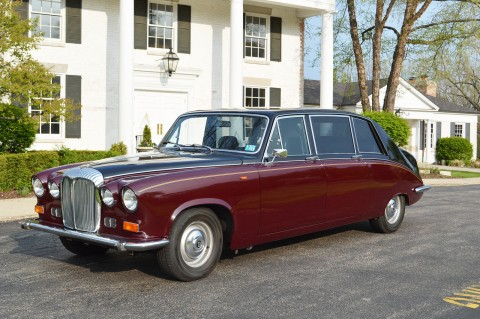 1985 Jaguar Daimler DS 420 Limousine for sale