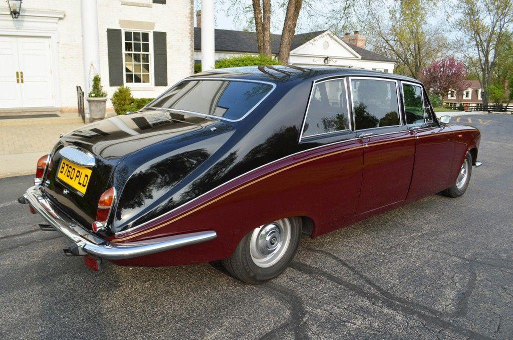 1985 Jaguar Daimler DS 420 Limousine
