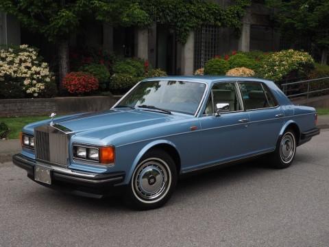 1991 Rolls Royce Silver Spirit II for sale