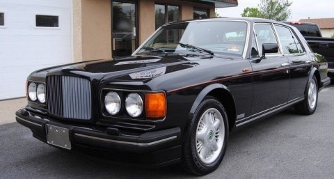 1993 Bentley Brooklands for sale