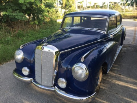1952 Mercedes Benz 300 Series W186 for sale