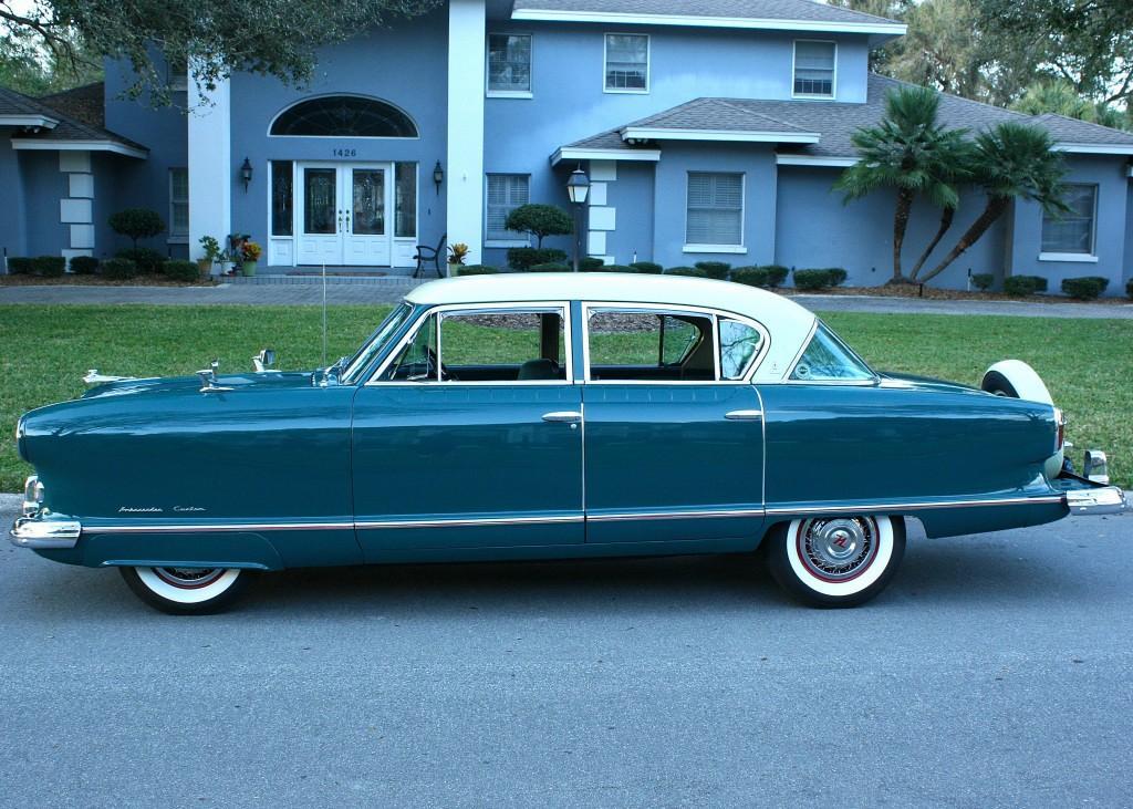 1954 nash ambassador sedan for sale. Black Bedroom Furniture Sets. Home Design Ideas