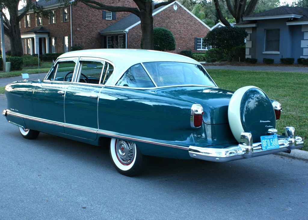 1954 Nash Ambassador Sedan for sale