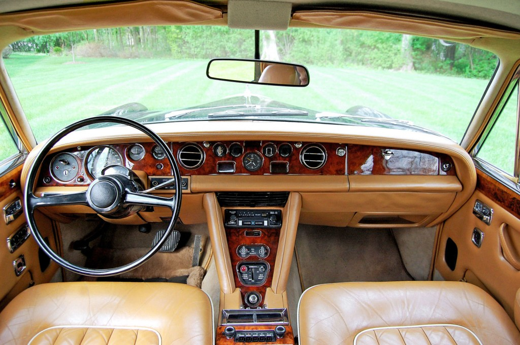 1976 Rolls Royce Silver Shadow Sedan For Sale